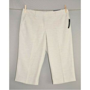 WORTHINGTON NEW Modern Straight Crop Pant